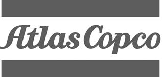 atlas copco referentie logo