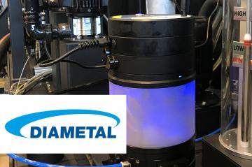 image Installation at Diametal