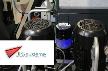 image Installation at JPB Système