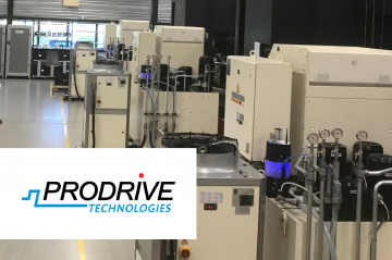 image Installation at Prodrivetechnologies (The Netherlands)